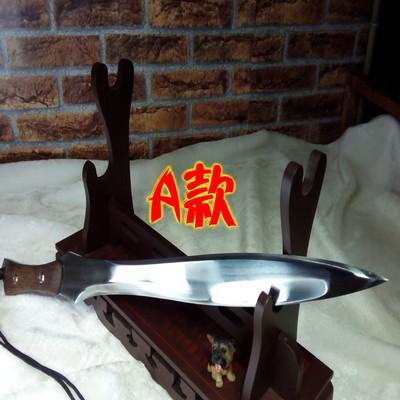 飞鹰剑 高锰钢硬剑 户外首选 AB两款