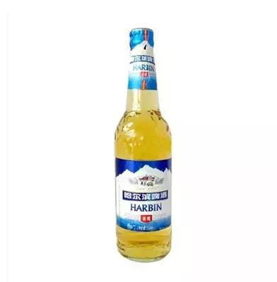 哈尔滨啤酒大瓶装600ml原价5.5元