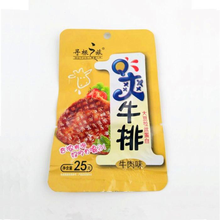 25gQ爽牛排(牛肉味)