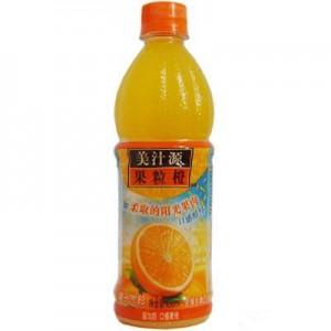 果粒橙450ml