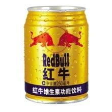红牛250ML/罐 维他命功能饮料