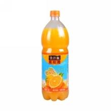 美汁源果粒橙1.25L/瓶橙味十足可口可乐公司荣誉出品