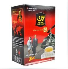 越南特产 越南中原G7三合一速溶盒装咖啡越南g7咖啡288g