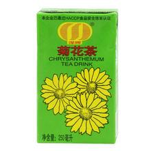 菊花茶盒装饮料250ml