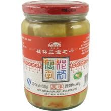 花桥牌桂林腐乳 广西三宝王致和原味腐乳手工豆腐乳豆腐乳610g