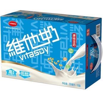 维他奶 原味豆奶 250ml*16盒 整箱 送货上门